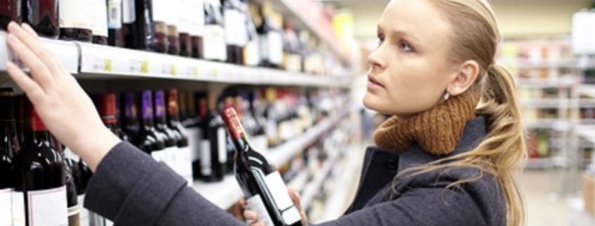 Wein-im-Supermerkt
