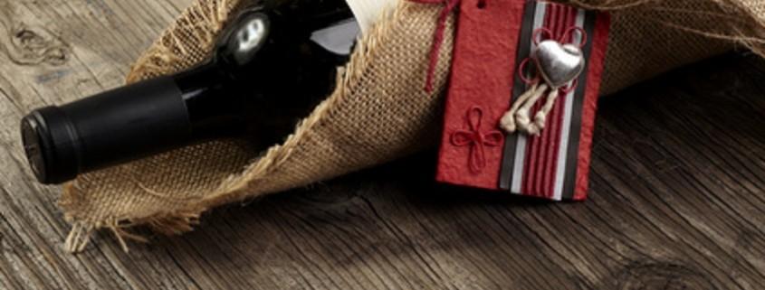 Wein als Geschenk